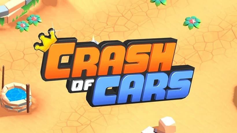 Crash of Cars hat ein Update erhalten