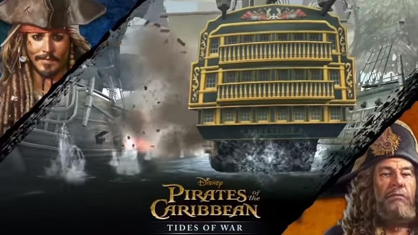 Pirates of the Caribbean Tides of War feiert Dreijähriges