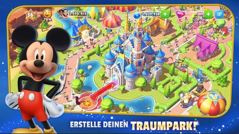 In Disney Magic Kingdoms startet ein neuer Event