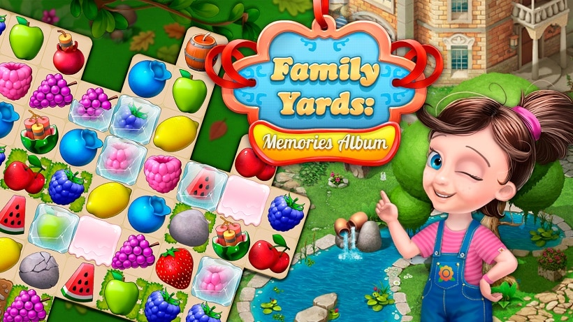 Family Yards: Memories Album