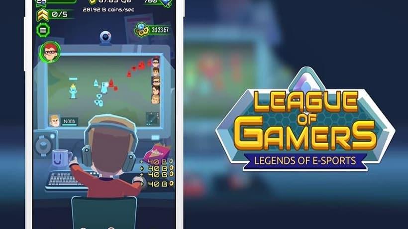 League of Gamers macht dich zum neuen Videospiel-Idol
