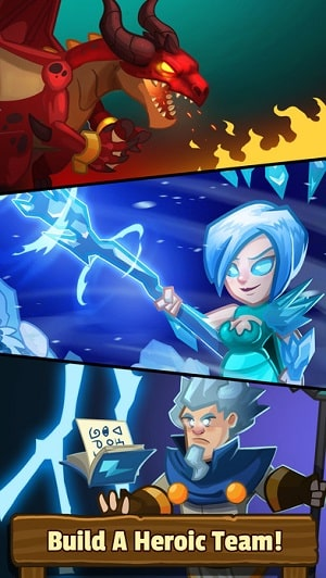 Realm Defense Hero Legends