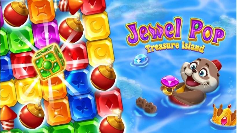 Jewel Pop Treasure Island ist seit 3 Jahren ein Hit
