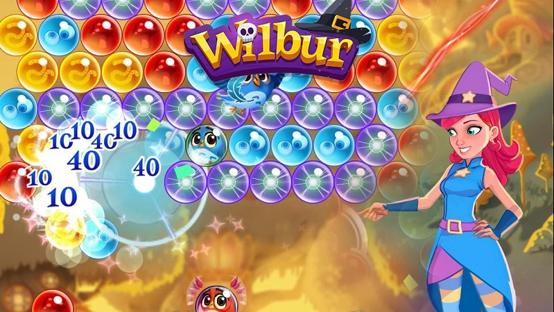 Bubble Witch Kostenlos