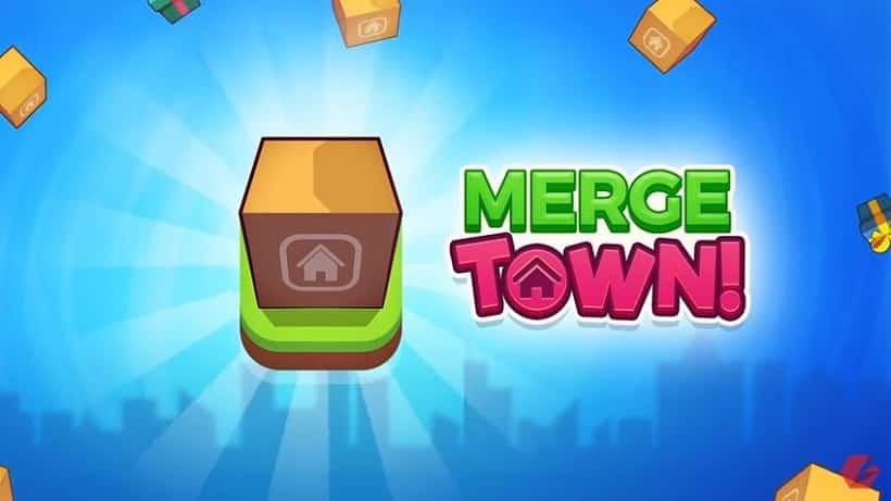 Von den 1010-Machern: Merge Town ist genauso cool!
