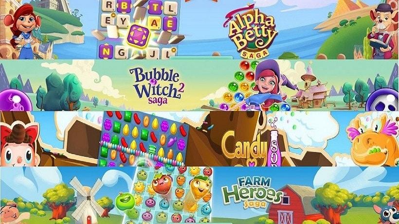 Alle King-Spiele gibt es hier im Überblick – mit Updates und Tipps!