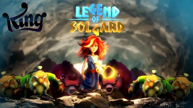Die besten King Spiele: Auch Legend of Solgard gehört zu King