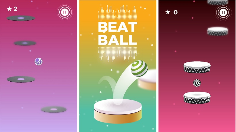 Beat Ball - Music based game