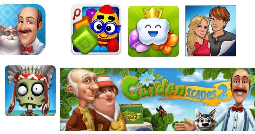 Das sind die beliebtesten Spiele-Apps des Jahres