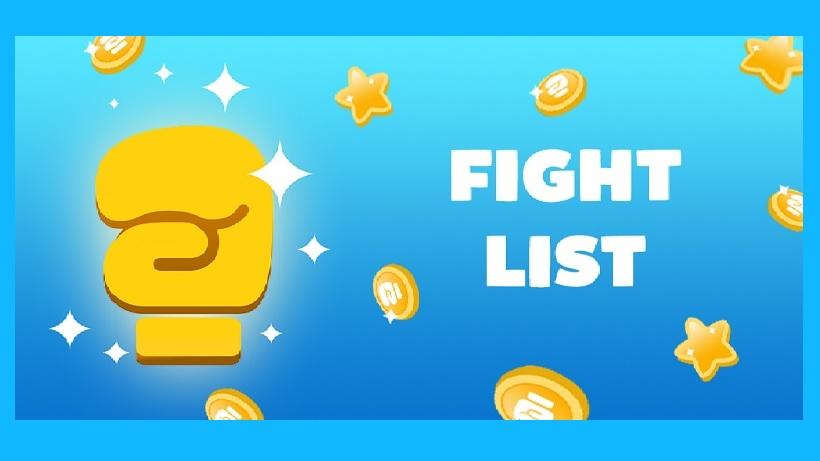 Seid ihr schlau genug für das Quiz Fight List?