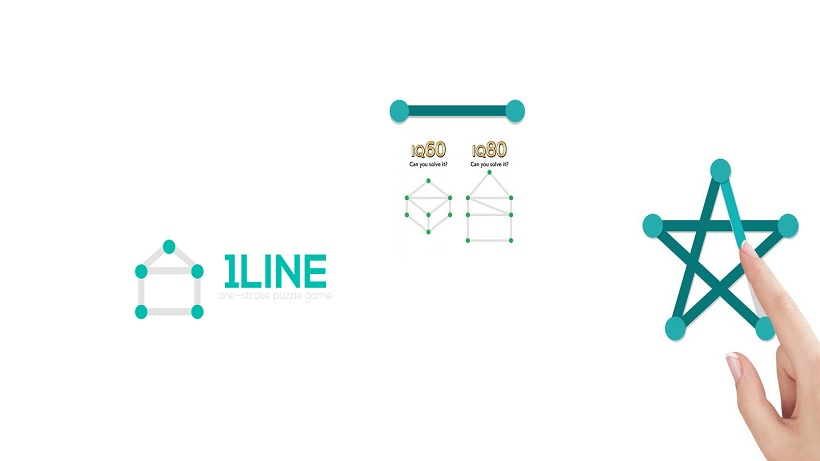 Line1 one stroke puzzle