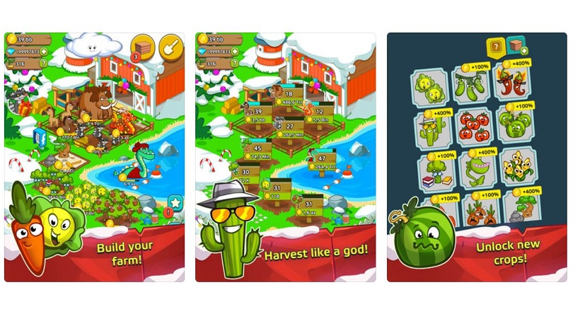 Farm and Click