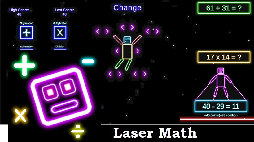 Laser Math