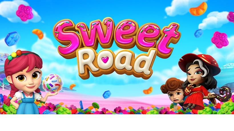 Sweet Road ist eine süße Candy Crush-Alternative