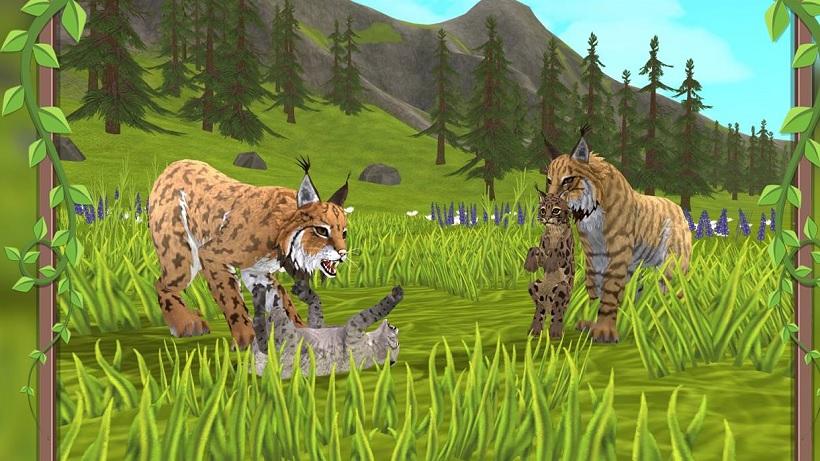 Diese Features sind neu in WildCraft 3D Online-Tiersimulation