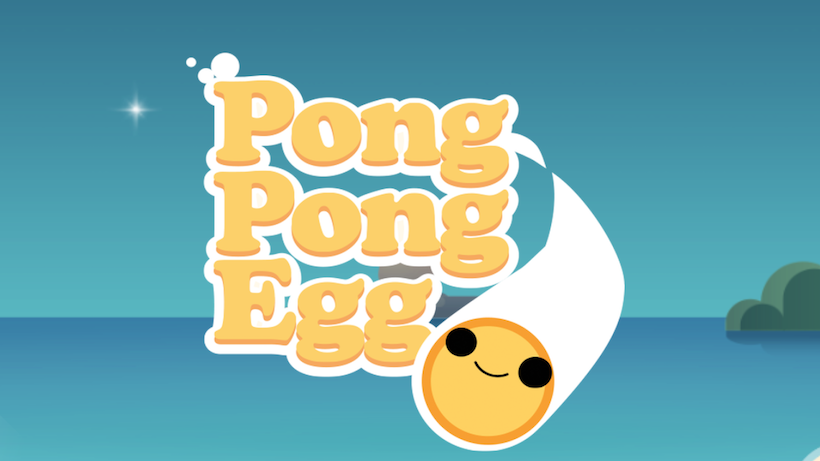 Ei, Ei, Ei, verspielte Ostern mit Pong Pong Egg!