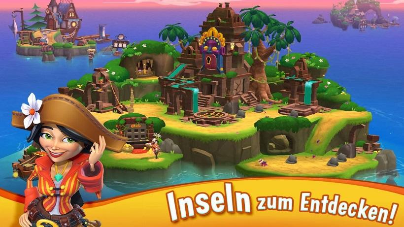 Paradise Bay Online Spielen
