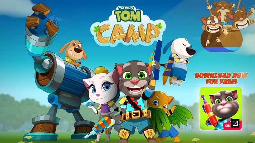 Kostenlose Tom Spiele