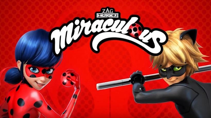 Miraculous Ladybug & Cat Noir ist ein schöner Endless-Runner