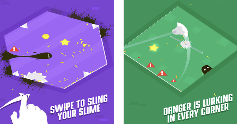Slime Gratis-Spiel für iOS