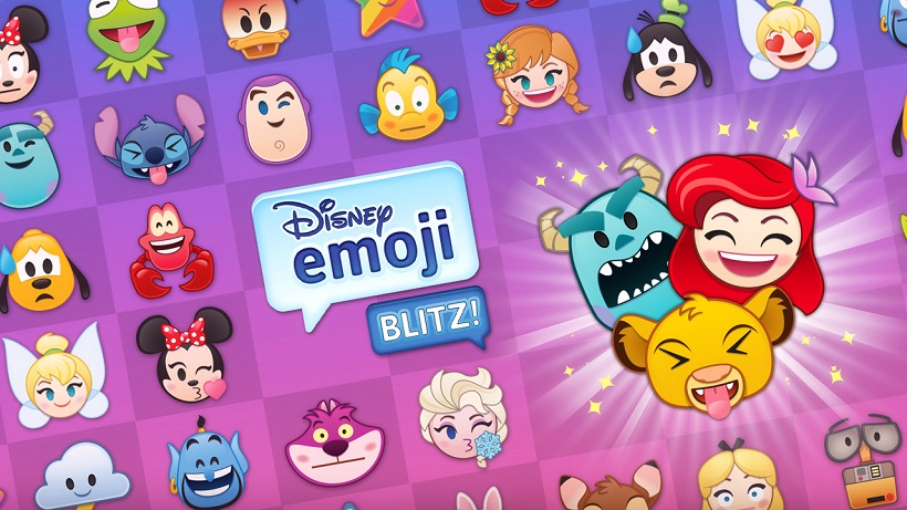 Disney Emoji Blitz (Credit: Youtube)