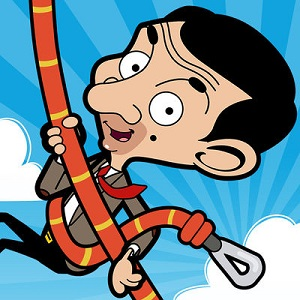 Mr Bean Risky Ropes