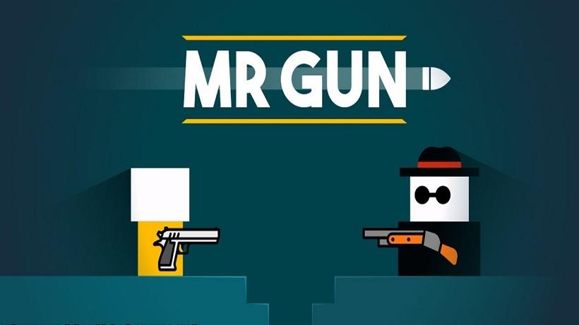 Bringt in Mr Gun eure Gegner zur Strecke