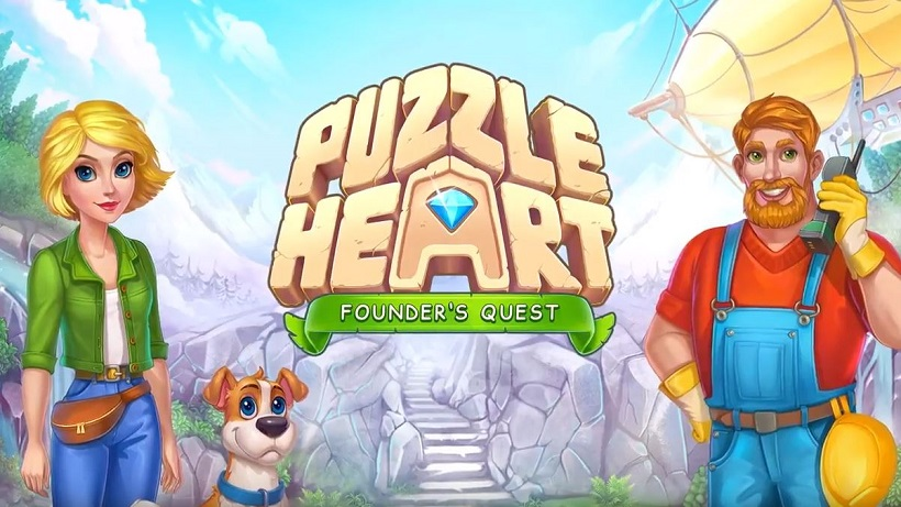 Puzzle Heart – ein Muss für Puzzle-Freaks!