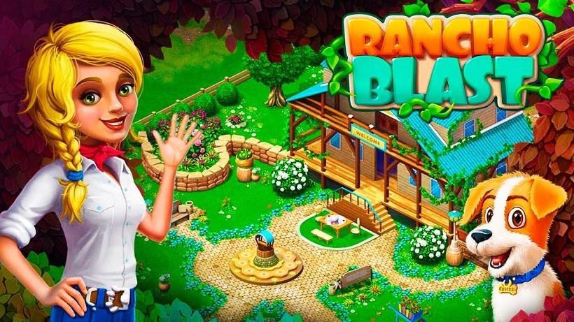 Es gibt wieder neue Quests im Gratisspiel Rancho Blast