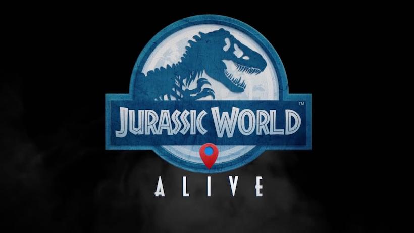 Dinos to go mit Jurassic World Alive