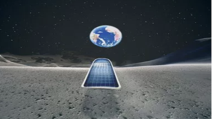 Moon Surfing – steuer dein Board über den Mond!