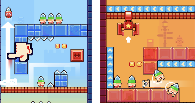 Spike City für Android und iOS