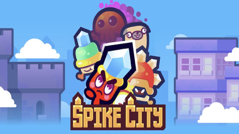 Spike City für iOS und Android