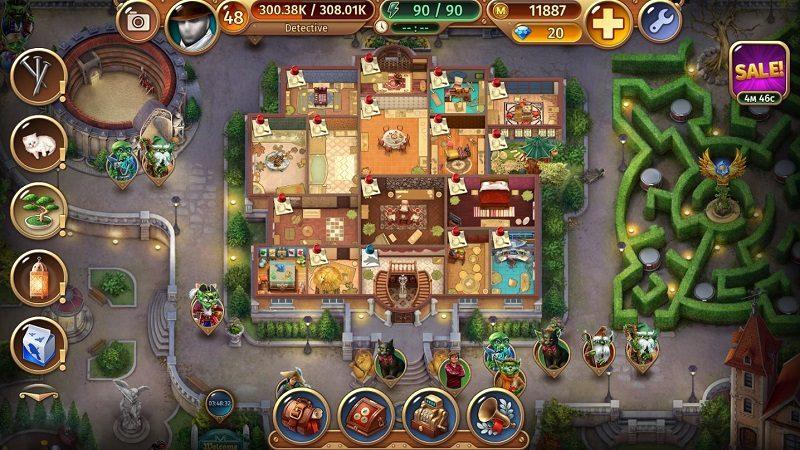 Mystery Manor - Ein Suchspiel