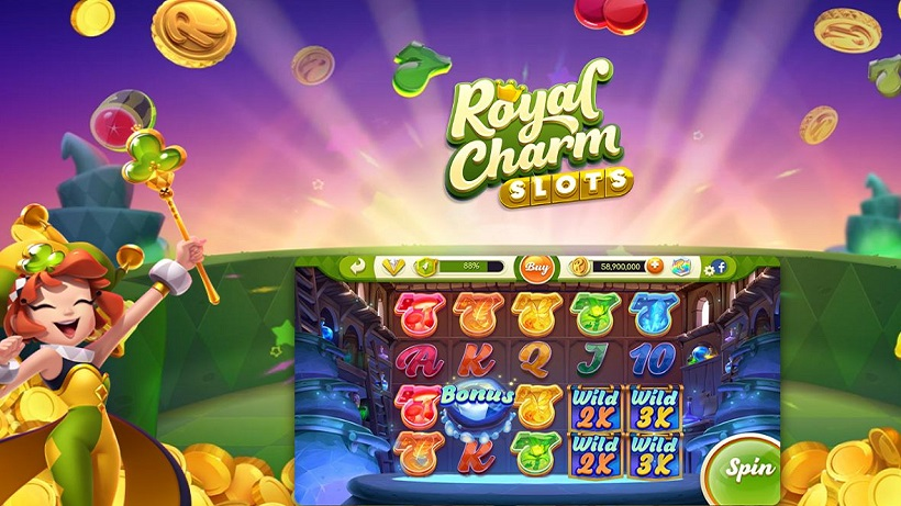 Erfahrt hier alles über Royal Charm Slots