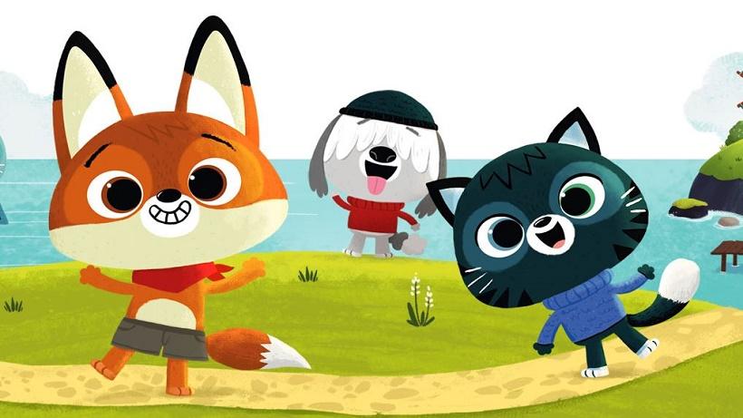 Ideal für Vorschul-Kids: WoodieHoo – Haus & Freunde