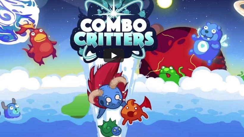 Erobert mit Combo Critters die Galaxie!
