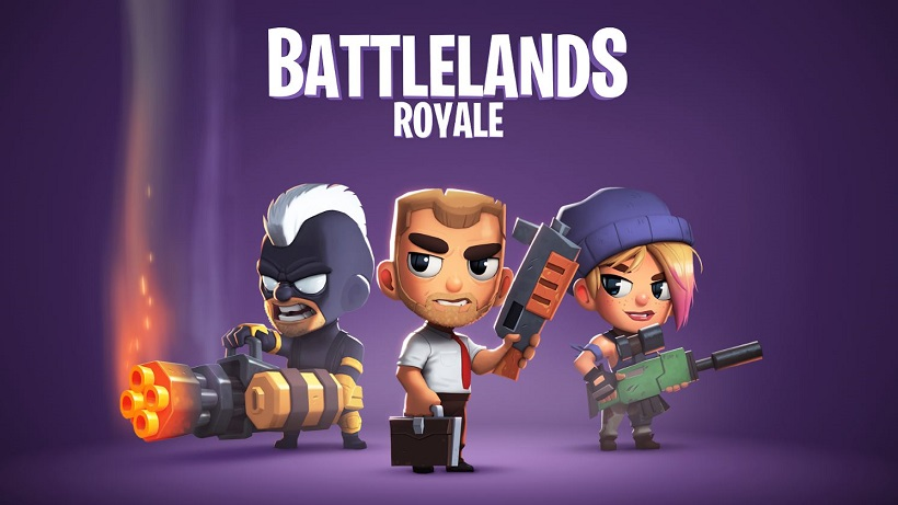 Season 12 in Battlelands Royale verfügbar!