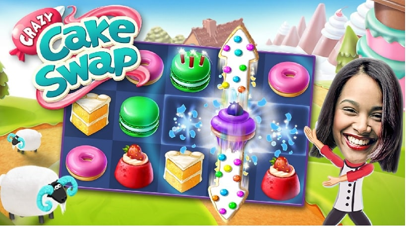 Crazy Cake Swap bietet euch viel Neues