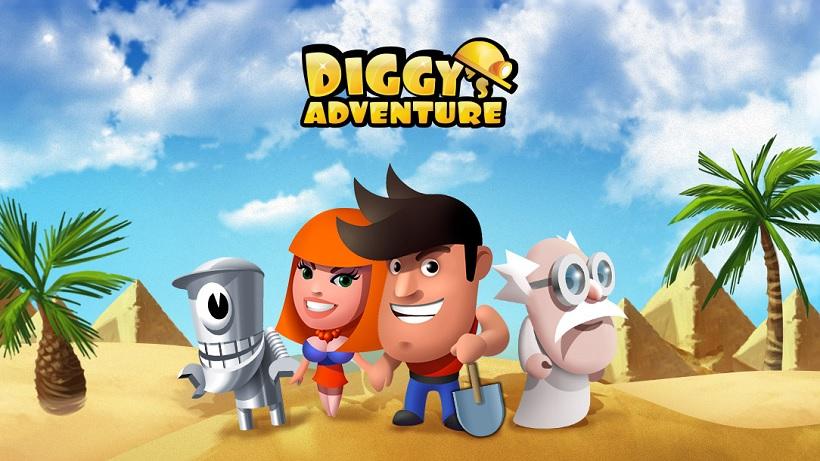 So knackt ihr alle Rätsel in Diggy's Adventure