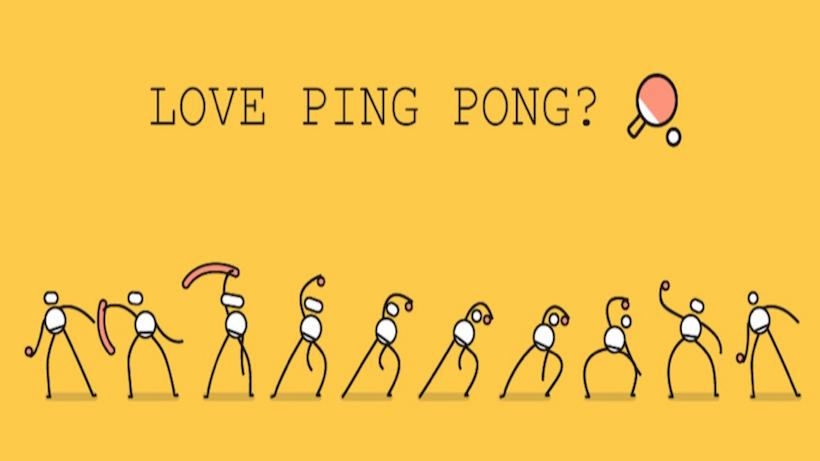 Spiel, Satz und Sieg: I'm Ping Pong King