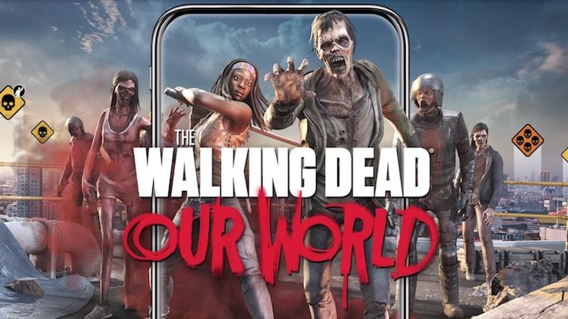 The Walking Dead: Our World wurde aktualisiert!