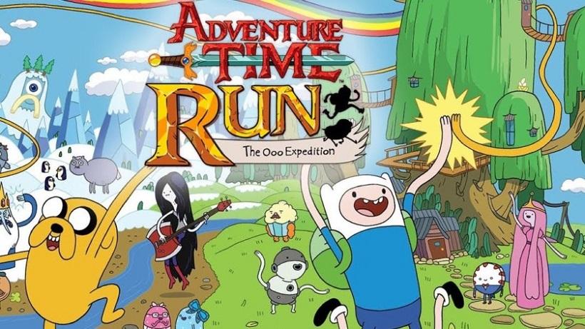 Viel mehr als nur ein Endless-Runner: Adventure Time Run