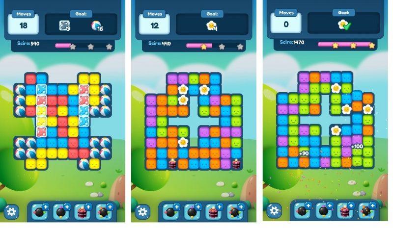 Puzzle Bubble Kit