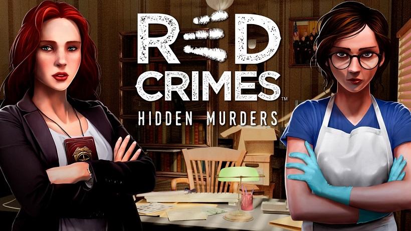 Wimmelt euch durch Red Crimes Hidden Murders