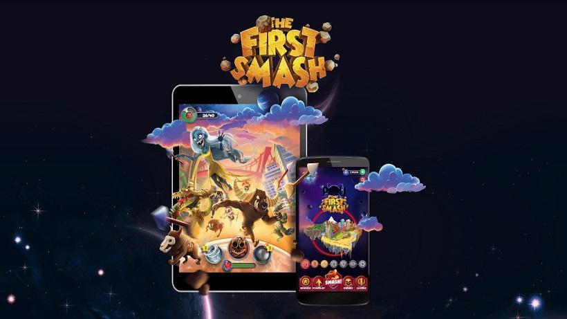 POU The First Smash ist ein schräger Endless-Runner