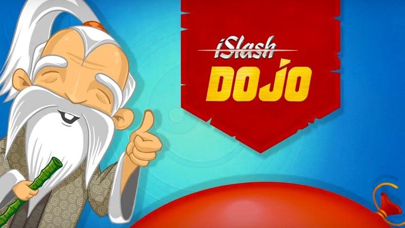 Zerschneidet einfach alles in iSlash Dojo – aber schnell