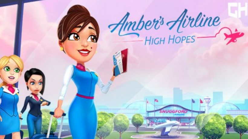 Amber's Airline