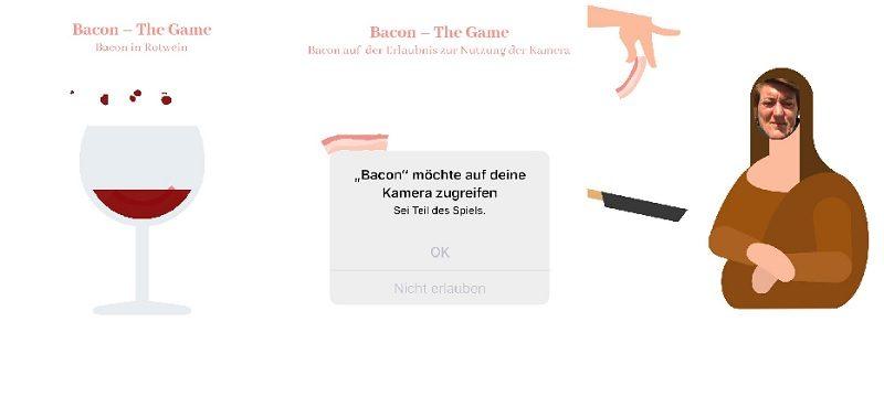 Bacon - The Game