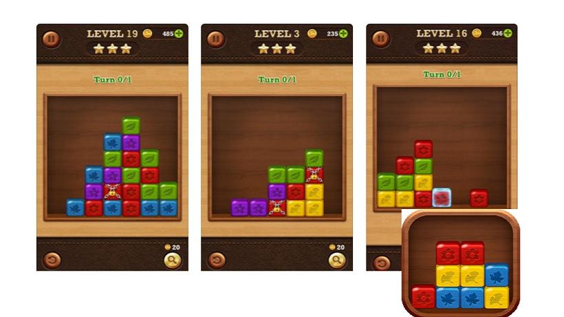 Ein solides, kostenloses Puzzle: Break the Block!